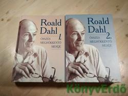Roald Dahl: Roald Dahl összes meghökkentő meséje 1-2.