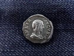 Julia Augusta ezüst dénár/id 6095/