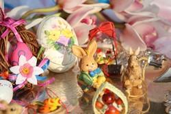 Húsvéti tojásfa díszek apróságok