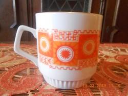 Zsolnay porcelán napocskás bögre (2)