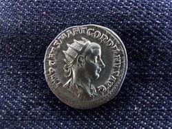 III. Gordianus ezüst Antoninianus VIRTVS AVG 240 (id6079)