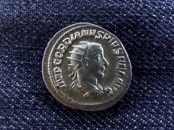 III. Gordianus ezüst Antoninianus VICTORIA AETER 243-244 (id6084)