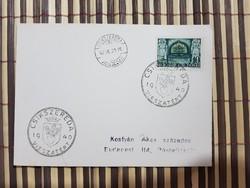 Kostyán Ákos százados Csíkszereda visszatért 1940