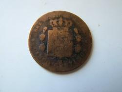Cinco Centimos 1877