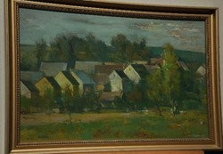 Völgyi Dezső (1926-1994) : Házak