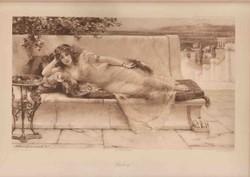 Arthur Drummond csodálatos litogfáfia