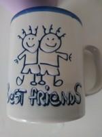 Angol barátság bögre