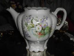 Antik szecessziós teáskanna.