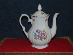 Porcelán teás kanna