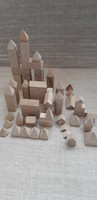 Korabeli fa építőjáték