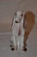 Hollóházi kutya figura 01  ( DBZ 005 )