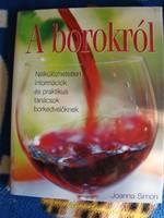 A borokról című könyv