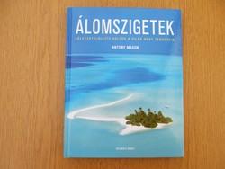 Új Álomszigetek - Lélegzetelállító helyek a világ nagy tengerein (+ DVD, 22x28 cm, Reader's Digest)