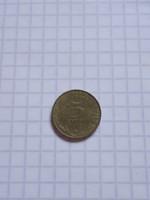5 Centimes Franciaország 1976 !