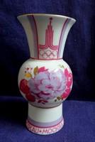 Lomonosov váza az 1980-as moszkvai olimpia emlékére