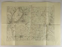 0V442 M.Kir térkép Kalocsa 5362