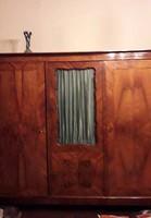 3 ajtós biedermeier ruhásszekrény eladó