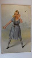 Képeslap 1922.