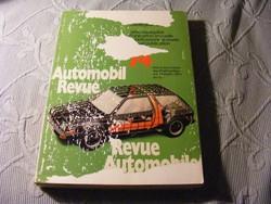 Automobil Revue 1974 - svájci autókatalógus