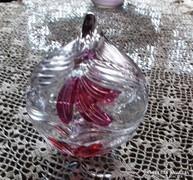 Üveg bonbonier