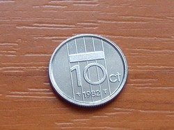 HOLLANDIA 10 CENT 1982