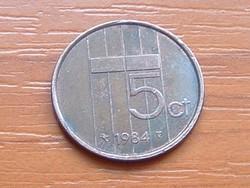 HOLLANDIA 5 CENT 1984