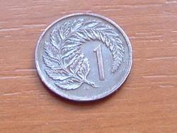 ÚJ-ZÉLAND NEW ZEALAND 1 CENT 1971