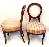 Antik biedermeier - bieder - szék