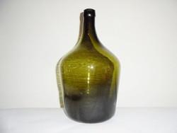 Demizson - fújt üveg palack
