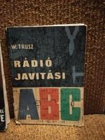 W Trust Rádió Javítási ABC