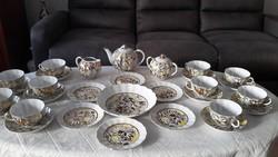 Ritkaság!Lomonosov teás és süteményes készlet