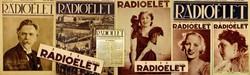 SZÜLETÉSNAPRA! 1935 március 15  /  Rádióélet  /  Régi ÚJSÁGOK KÉPREGÉNYEK MAGAZINOK Szs.:  9232