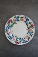 Angol virágos tányérka