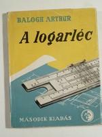 A logarléc, könyv