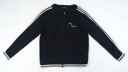 0V892 Dolce Gabbana fekete kötött férfi pulóver