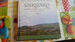 Szekszárd könyv eladó! Dedikált kiadás!