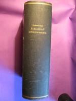 Antikvár könyv Grábner Emil Szántóföldi növénytermesztés bővített kiadás1050 old 230 kép 1942 Pátria