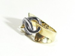 Arany gyűrű(Kecs-Au59409)