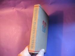 Antikvár könyv Makkai Sándor Magyar nevelés magyar műveltség Révai kiadás 1937