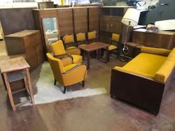Retro bútorok egyben