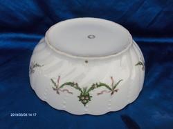 1.db óriás antik porcelán tál