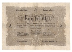 1 egy forint 1848 Kossuth bankó 2.