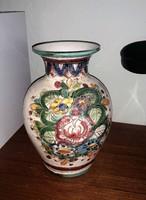 Kerámia hasas váza