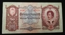 1932  ÖTVEN PENGŐ SZÉP ÁLLAPOTÚ