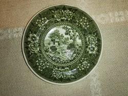 Villery Boch rusticana hamuzó, porcelán tányér.