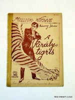 1917 január 13  /  Milliók Könyve  /  RÉGI EREDETI ÚJSÁG Szs.:  6763