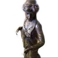 Chiparus bronze