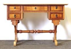 0U718 Régi Biedermeier íróasztal 120 cm