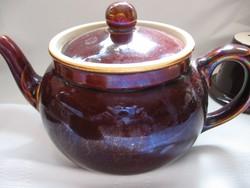 Art deco antik teás, kávés kanna