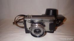 Régi Zorki 10 fényképezőgép Industar-63